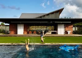 100 The Beach House Maui SLAUGHTERHOUSE BEACH HOUSE Olson Kundig Archello