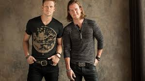 American Country Music Duo Florida Georgia Line Singers Clothing Style