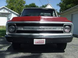 100 Classic Trucks For Sale By Owner 1969 Chevrolet C10 Camper Special Mokena Illinois Cars