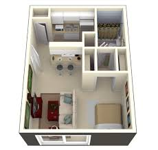 400 Sq Ft Apartment Floor Plan Decorating A Studio Square Feet