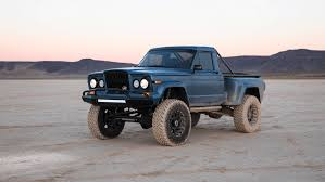 100 What Is A Tandem Truck This ViperPowered Jeep J10 Pickup The Gladiator Could