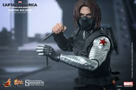 Winter Soldier Sixth Scale Figure Hot Toys