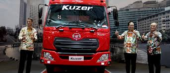 UD Trucks | UD Trucks Unveils A New Light Duty Truck Kuzer In Indonesia