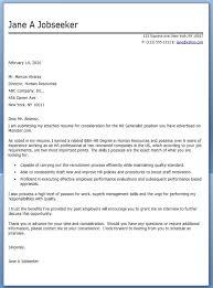 hr generalist cover letter exles creative resume design