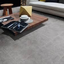 feinsteinzeugfliese beton grigio 45 7 x 91 5 cm grau
