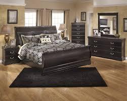 Porter King Sleigh Bed by Esmarelda 5 Pc Bedroom Dresser Mirror U0026 Queen Sleigh Bed