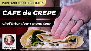 100 Where To Buy A Food Truck Cafe De Crepe In Portland OR To Eat In PDX YouTube