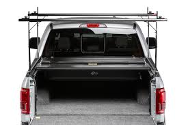 2010-2014 BAKFlip CS F-150 Raptor Hard Folding Tonneau Cover/Rack Combo
