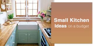 smartest small kitchen ideas on a budget for your home
