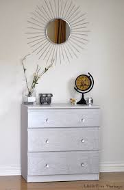 Ikea Trysil Dresser Hack by Ikea Malm Dresser Hack With Crackled Paint Malm Dresser And