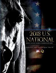 100 Truck N Stuff Tulsa 2018 US Ationals Program By Arabian Horse Association Issuu