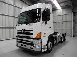 2018 Hino Ss - 700 Series High Roof 6x4 Truck Amt Primemover - Www ...