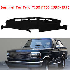 100 Truck Dash Covers US Mat Cover Board Mat Pad For Ford F150 F250