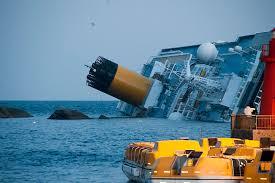 cruise ship runs aground in italy teaching kids news