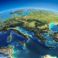 mountain ranges of europe fascinating relief maps show the world s mountain ranges snow
