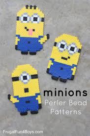Halloween Perler Bead Patterns by Craftaholics Anonymous 36 Perler Bead Crafts