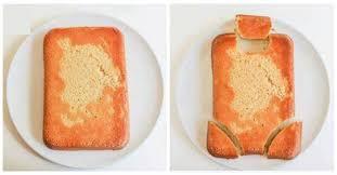 glacer en cuisine découpe gâteau avant de le glacer le résultat est