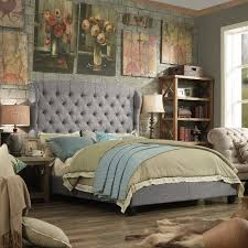 Wayfair Upholstered Bed by Found It At Wayfair Felisa Upholstered Panel Bed New House