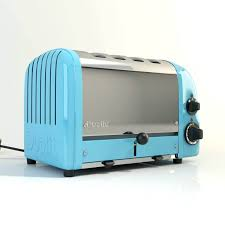 Turquoise Toaster Oven Goodbit