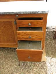 48 Cabinet With Drawers by Rare Hoosier Highboy 48