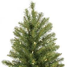 Christmas Tree 75 Pre Lit by Best Choice Products 7 5 U2032 Prelit Fir Hinged Artificial Christmas