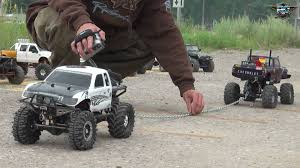 RC ADVENTURES - TTC 2010 - Eps 2 - TUG Of WAR - 4X4 SCALE TOUGH ...