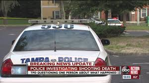 Police respond to homicide at Park Terrace Apartments in East