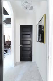Home Interior Doors 5 Reasons To Black Interior Doors In Your Home