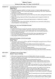 Download Insurance Senior Manager Resume Sample As Image File