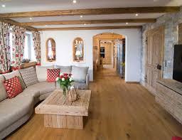 interior design im chalet stil tischlerei manfred manzl