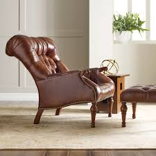 Stickley Furniture Leather Recliner by The Audi Family U0027s Fine Furniture Legacy Wag Magazine