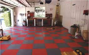 garage floor tile review