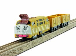 Thomas And Friends Tidmouth Sheds Trackmaster by Diesel 10 Thomas And Friends Trackmaster Wiki Fandom Powered