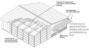 news u0026 press pole barn construction u0026 what is post frame