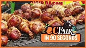 🍊 OC FAIR 2017 🍊 IN 90 SECONDS - YouTube Oc Night Market Not So Touristy The 12 Craziest Mostly Fried Foods At This Years Fair Nibbles Of Tidbits A Food Blogpies Archives Blogfair Foodie Tour Pineapples Bacon Biggest Most Insane List Of Youll Ever Read Images From The Orange County Battered And Grilled Events Event Center Things To Do Family Fun Music 2017 Try These 17 Insanely Tasty Fair Foods 2015 Deep Pizza Youtube