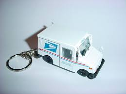 100 Who Makes Mail Trucks 3D USPS LLV Truck Custom Keychain By Brian Thornton Etsy