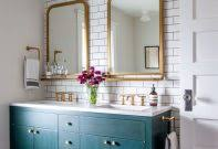 Teal Bathroom Decor Ideas by Teal Greenm Decor Tension Paint Dark Towel Set Tiles Light Vanity