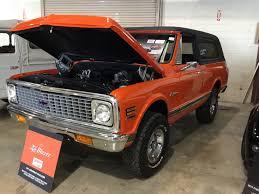 1970 Chevrolet K5 Blazer 1/2 Ton Values | Hagerty Valuation Tool®
