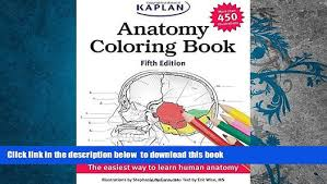 Anatomy Coloring Book 4th Edition Pdf Download Kaplan