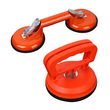 quality plastic glass suction cup sucker handle puller lifter