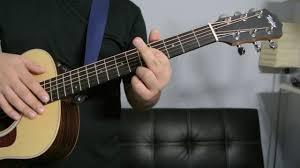 100 Ab Flat How To Play A B 6 Chord Guitar Tutorial YouTube