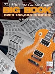 Plastic Comb The Ultimate Guitar Chord Book