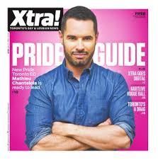 Xtra Toronto 789 By Pink Triangle Press