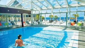 hotel avec piscine couverte normandie farqna