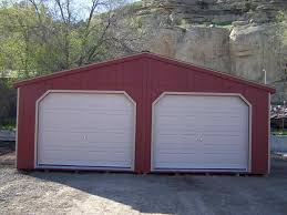 Amish Made Storage Sheds by Amish Garage Prices Garages3 Pa A 3 Car Garage With Loft Cost X