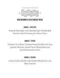 new braunfels restaurant week