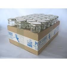 pots de confiture vides petit pot rond 30 ml avec couvercle au choix findapack livraison