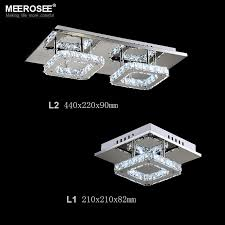 modern led ceiling light fitting l for
