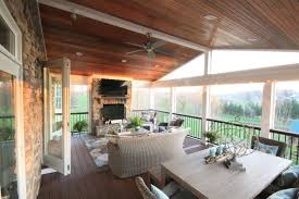 Screened In Porch Decorating Ideas by Screen Porch Design Ideas Maryland