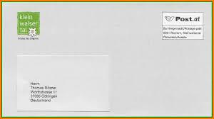 15 Großer Umschlag Beschriften Commlinks